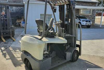 Crown SC5340 LIFT TRUCK   LOCATION EAST LONDON Forklifts