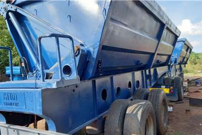CTS AFRIT LINK SIDE TIPPER 34 TON GOOD CONDITION Interlink