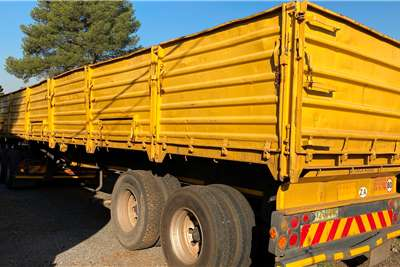 CTS SA Truck Bodies With SIdes Superlink