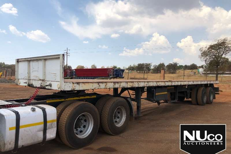 CTS Trailers CTS TRAILERS DOUBLE AXLE FLAT DECK TRAILER