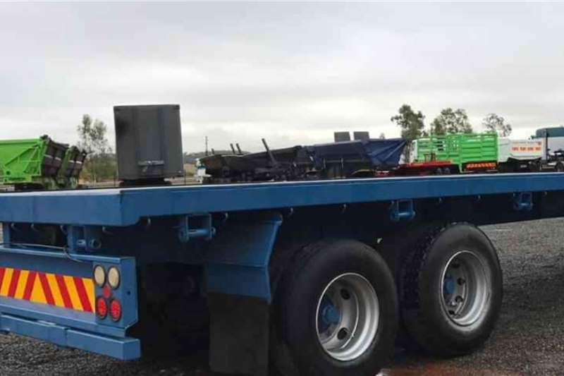 CTS Trailers Double axle Draw Trailer 2013