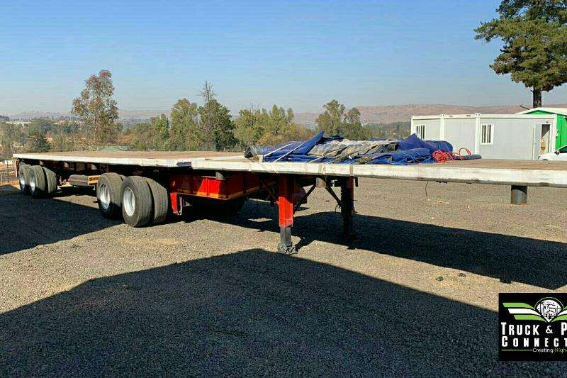 CTS Trailers Flat deck 2004 CTS Flat Deck Link 6m x 12m 2004