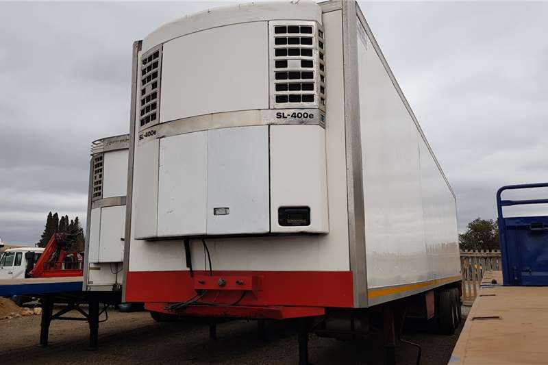 CTS Refrigerated trailer 14.8m Triaxle, BPW Air, Thermoking Trailers