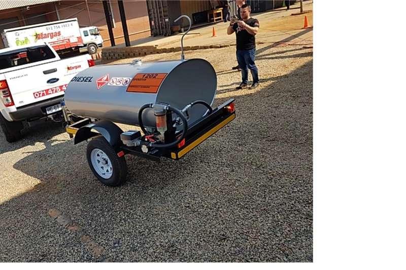 Custom Diesel bowser trailer 1000S 2020