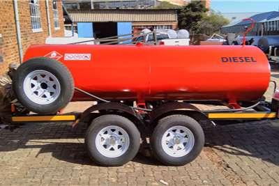 Custom 2000Liter Diesel Bowser Trailer Diesel bowser trailer