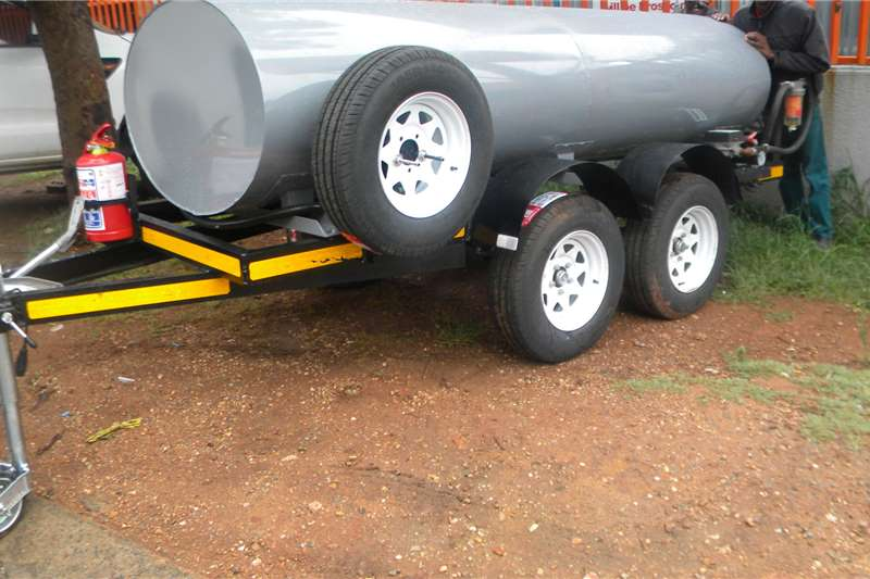 Custom 2000Liter Diesel Bowser Trailer Diesel bowser trailer