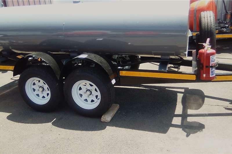 Custom Diesel bowser trailer 2000S 2020