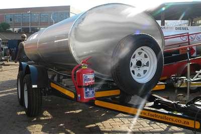 Custom 3000Liter Diesel Bowser Trailer Diesel bowser trailer