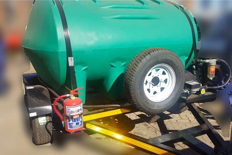 Custom 5000 Liter Diesel Bowser Trailer Diesel bowser trailer