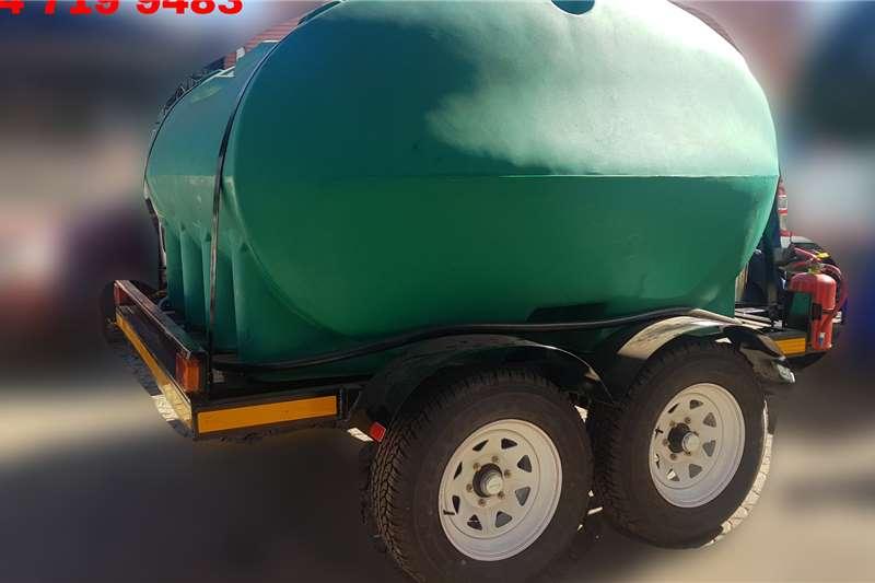 Custom Diesel bowser trailer 5000Liter Diesel Bowser Trailer 2020