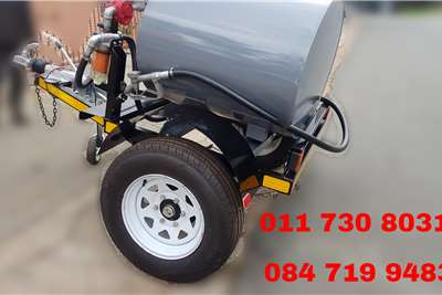 Custom 500Liter Diesel Bowser Trailer Diesel bowser trailer