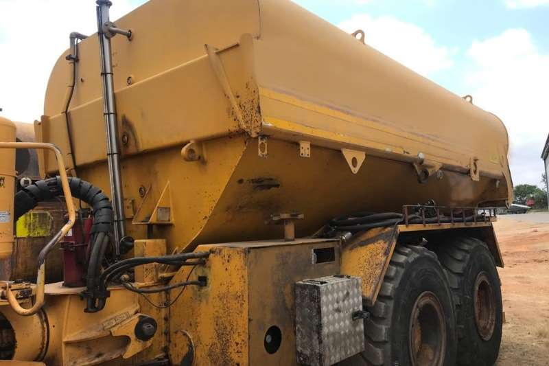Custom Diesel bowser trailer Volvo A30D 2006