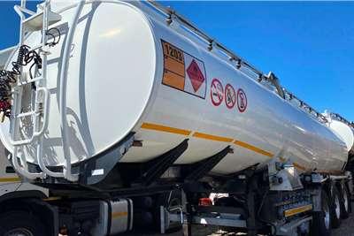 Custom Price Drop On This GRW 39000 Litres Diesel Tanker Fuel tanker
