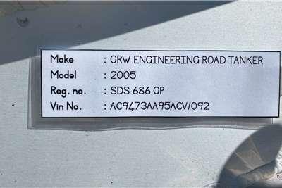 Custom Price Drop On This GRW 48000 Litres Diesel Tanker Fuel tanker