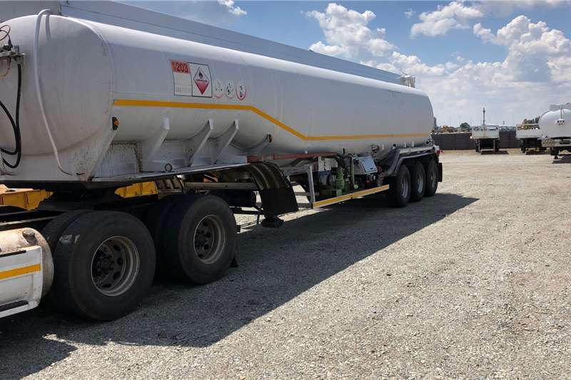 Custom Fuel tanker TANK CLINIC FUEL TANKER(L44000)PU 2007