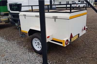 Custom New On/Off Road Luggage/Hunting Trailer General purpose trailer
