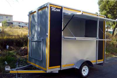 Custom Mobile kitchen Trailer Mobile kitchen trailer