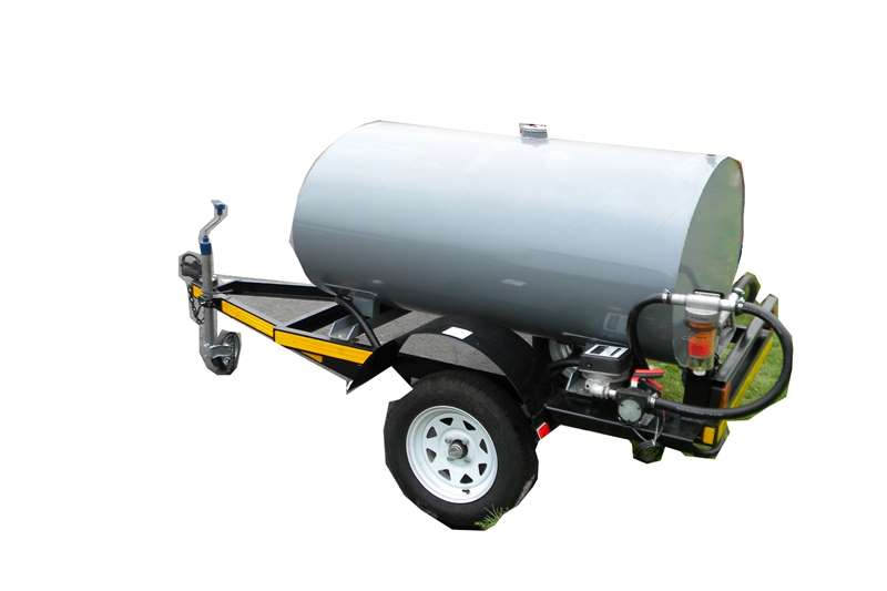 Custom 1000 Litre Trailer Tanker Trailers
