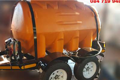 Custom 2500 Litre Diesel Bowser Trailers