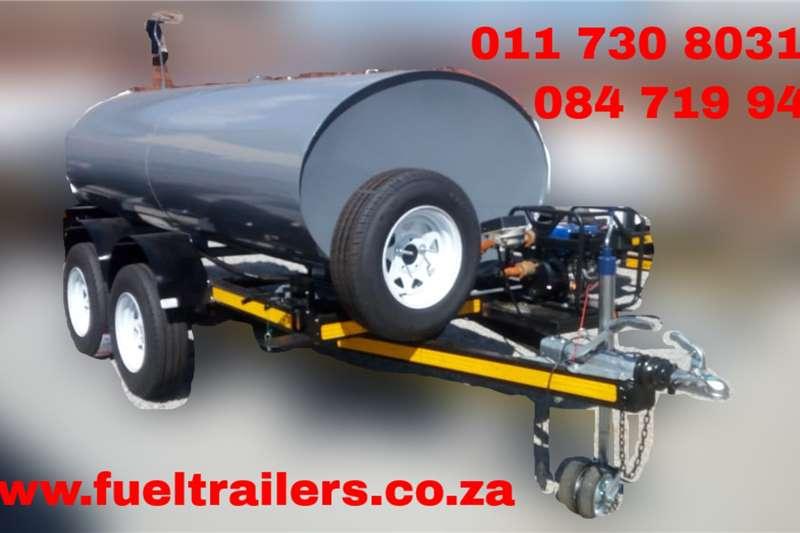 Custom 3000 Litre Diesel Bowser Trailers