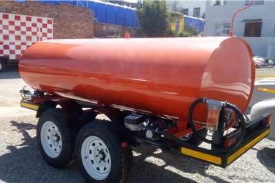 Custom 3000 Litre Trailer Tanker Trailers