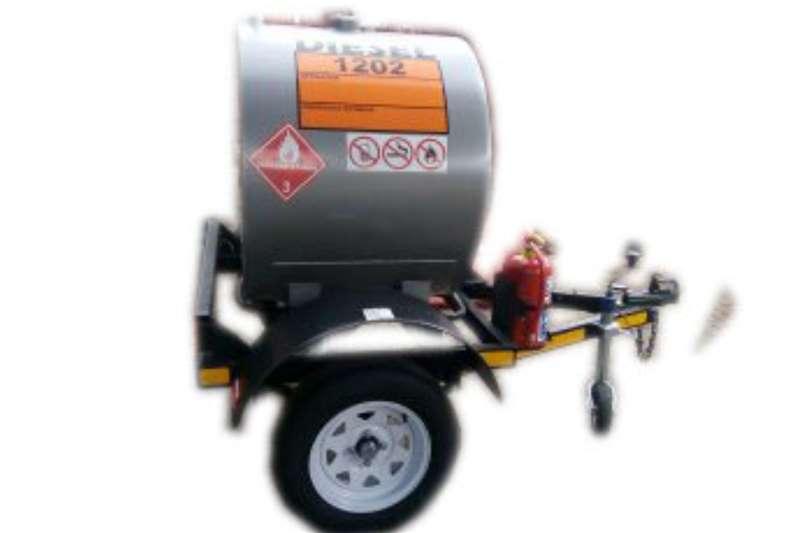 Custom 500 Litre Custom Trailer Tanker Trailers