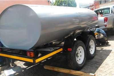 Custom 5000 Litre Diesel Bowser Trailers