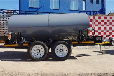 Custom 5000 Litre Trailer Tanker Trailers