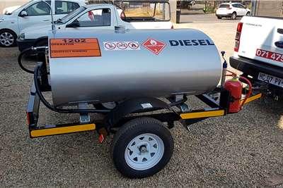 Custom Fuel tanker 1000 Litre Custom Trailer Tanker Trailers