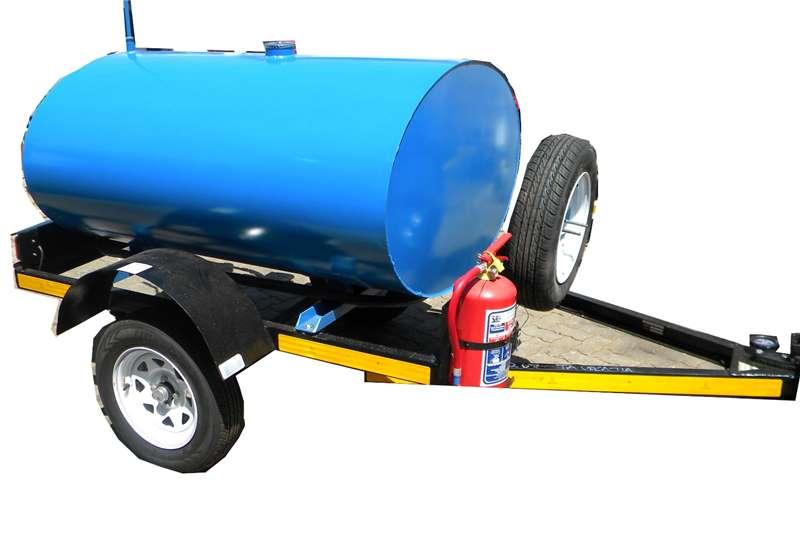 Custom Fuel tanker 1000 Litre Trailer Tanker Trailers