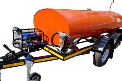 Custom Fuel tanker 1500 Litre Custom Trailer Tanker Trailers
