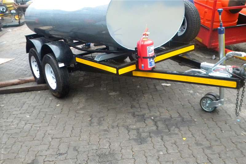 Custom Fuel tanker 2000 Litre Custom Trailer Tanker Trailers