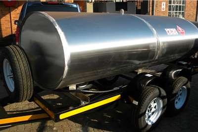 Custom Fuel tanker 3000 Litre Custom Trailer Tanker Trailers