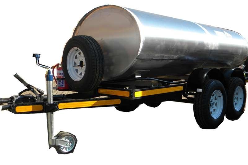 Custom Fuel tanker 3000 Litre Trailer Tanker Trailers