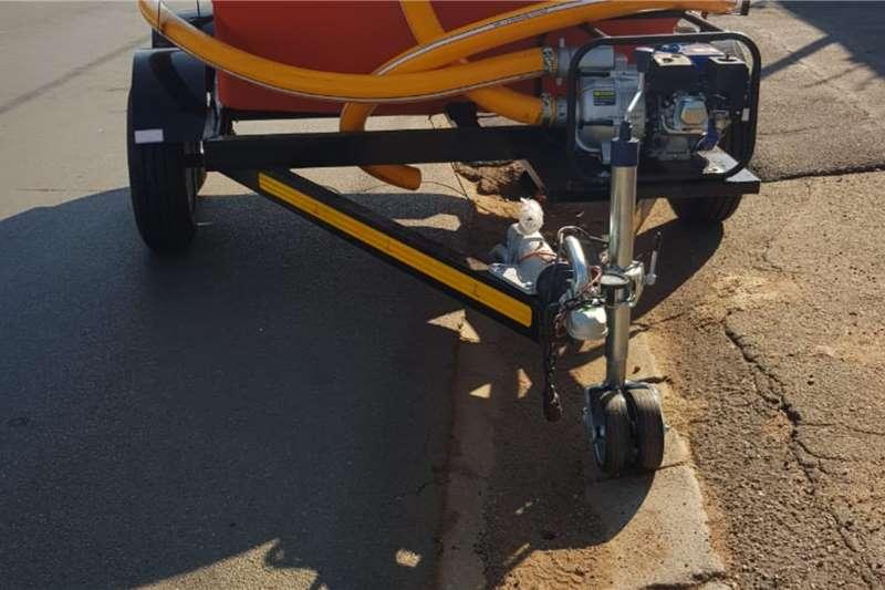 Custom Fuel tanker 5000 Litre Bowser Diesel, Petrol, Paraffin Trailers