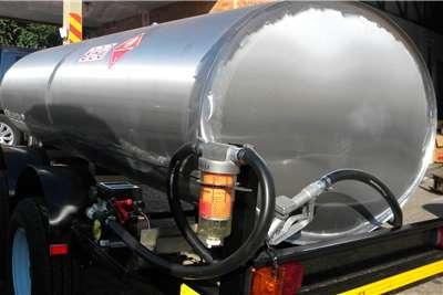 Custom Fuel tanker 5000 Litre Trailer Tanker Trailers