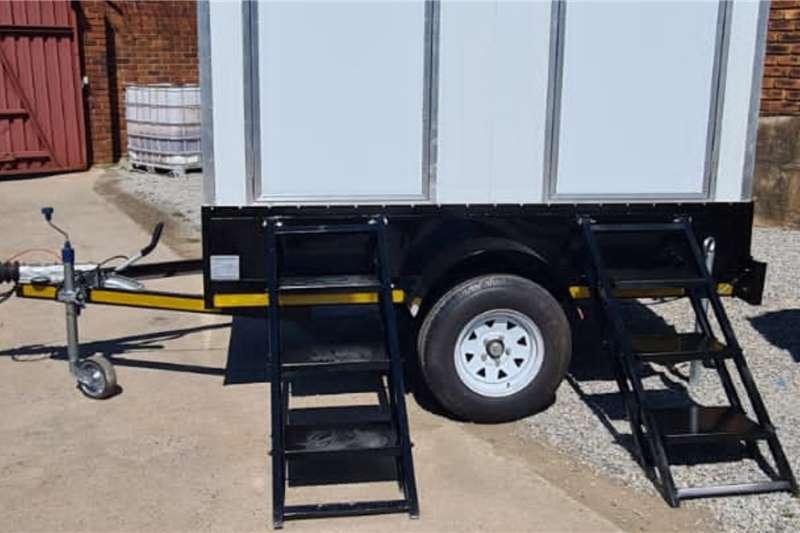 Custom Toilet Trailer   Mobile Ablution Facilities Trailers