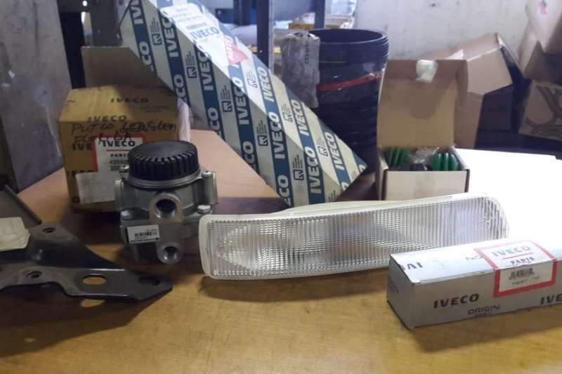 Custom Truck accessories Variety of Original Volvo and Iveco parts for sale