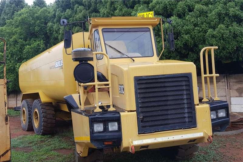 Custom Water bowser trucks Bell Water Bowser 27000 Liter Truck