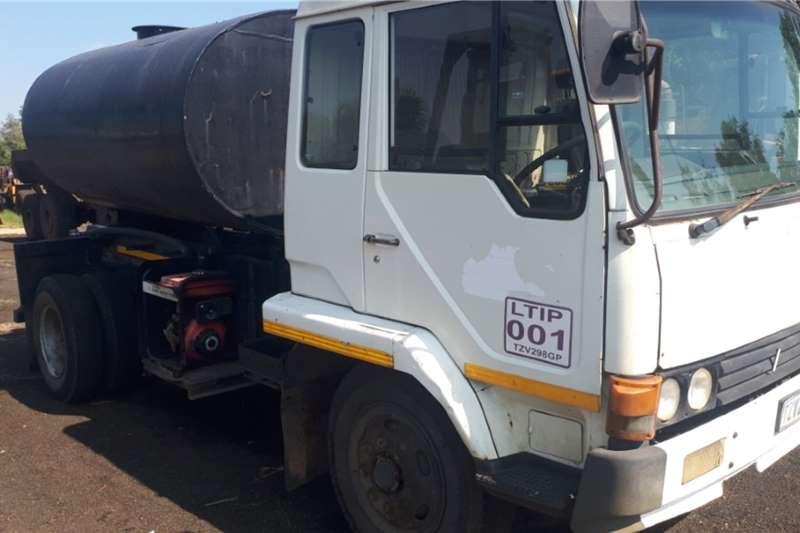 Custom Water bowser trucks CA13 160FD 6000 Litre Water Tanker Truck
