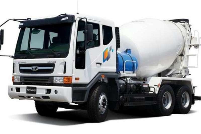 Daewoo Concrete mixer trucks 2020Daewoo K5MVFMixer 2020