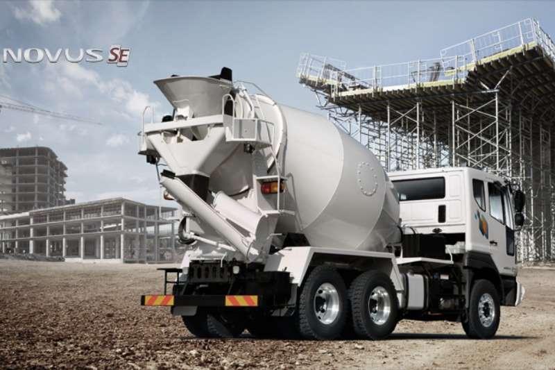 Daewoo Concrete Mixer Trucks New - Daewoo K5MVF (6 Cube Mixer) 2020