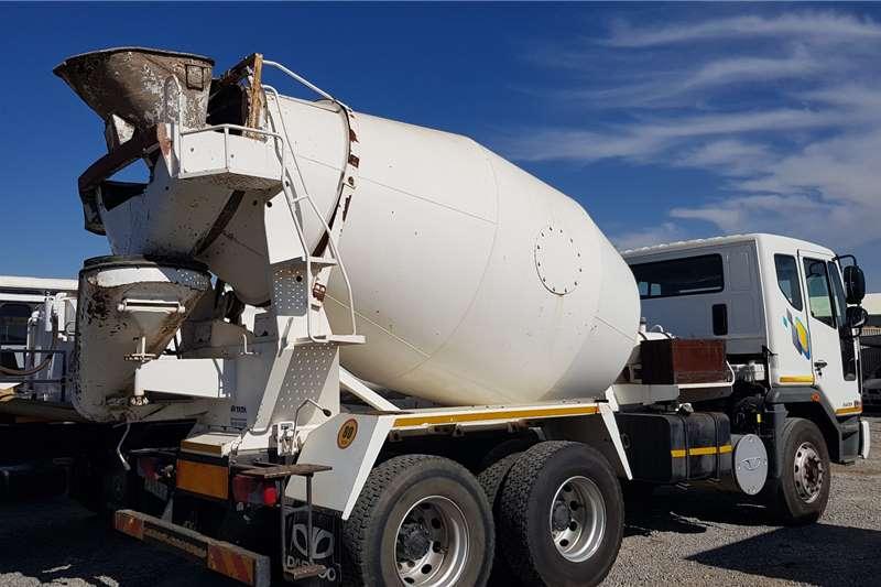 Daewoo Novus 3439 6cube Concrete Mixer Concrete mixer trucks
