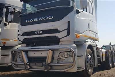 2020 Daewoo Maximus