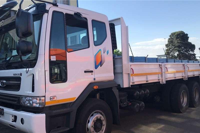 Daewoo Truck Chassis cab Daewoo k7cef 2020