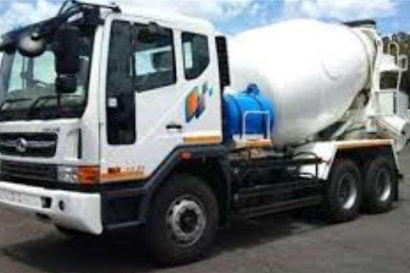 Daewoo Truck Concrete mixer Daewoo k5mvf 2020