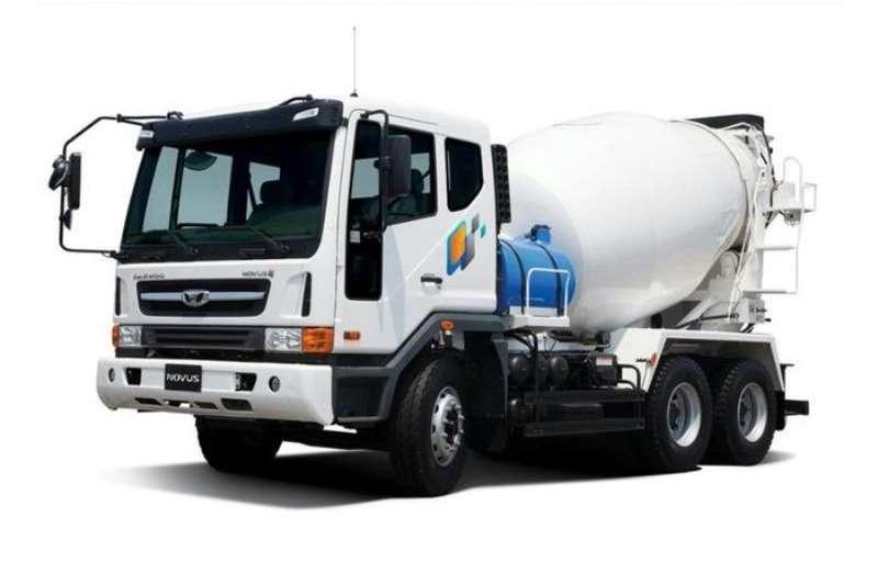 Daewoo Truck Concrete mixer DAEWOO MIXER K5MVF NEW 2019