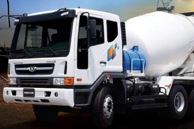 Daewoo Truck Concrete mixer New Daewoo K5MVF 6 Cube Mixer 2019