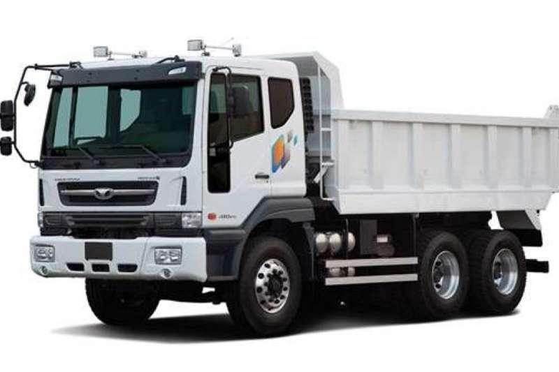 Daewoo Truck Tipper Daewoo 3434 2020