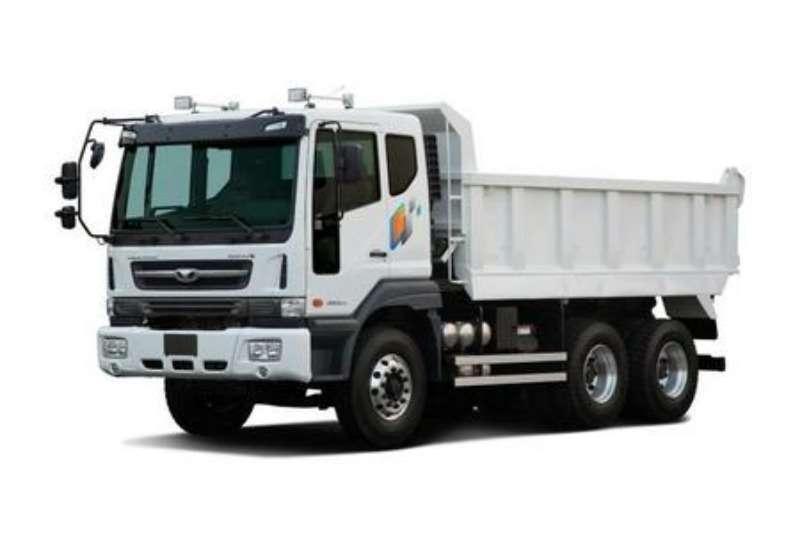 Daewoo Truck Tipper DAEWOO TIPPER K5DEF NEW 2019